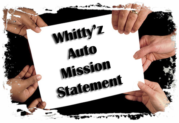 Whitty'z Humble Auto Repair Shop